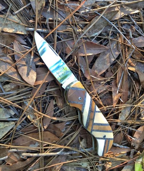 G L  Barnes - Custom Knives, Airguns, and Heirlooms
